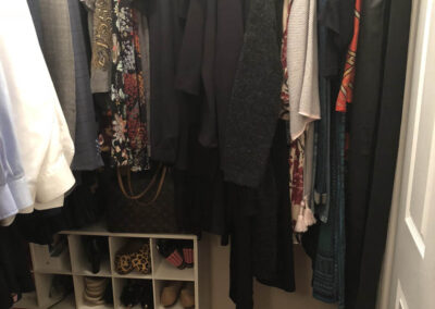 Organizing Services for your Closet