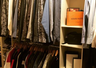 Organizing Services for Your Clothes