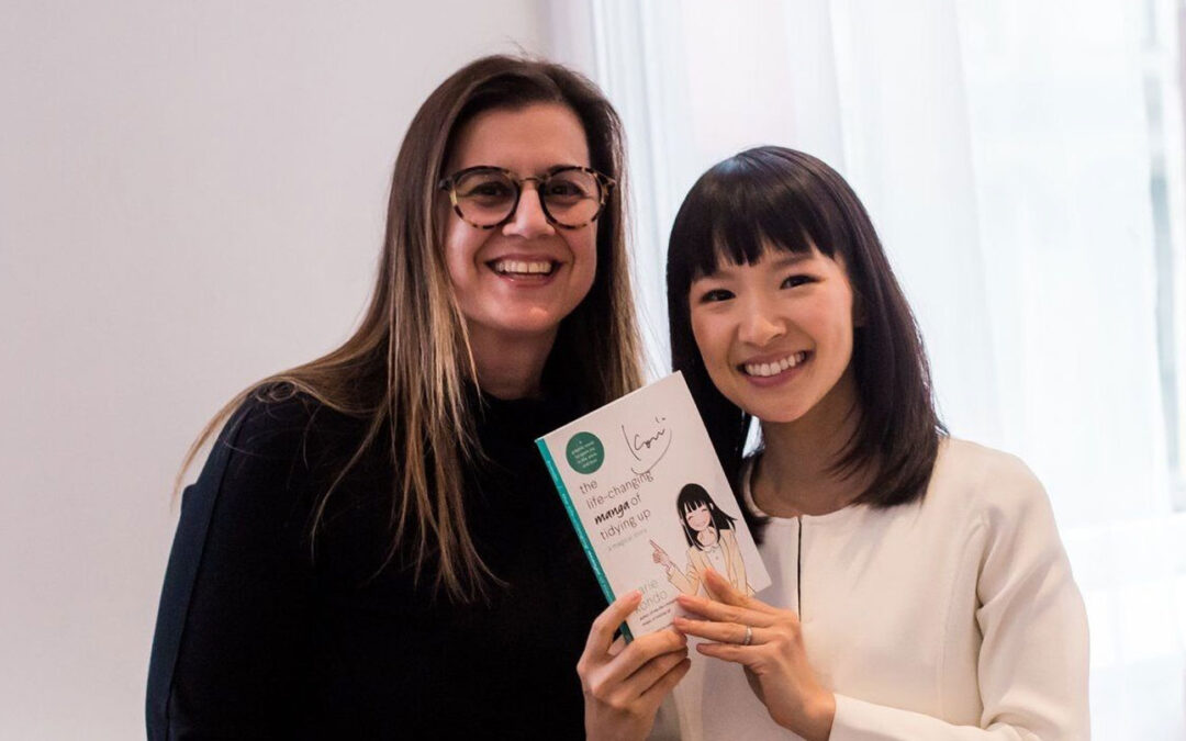 8 lessons from Marie Kondo