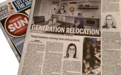 Generation relocation